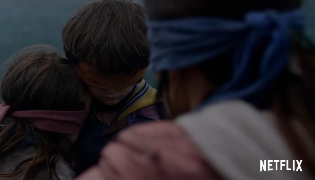 Sandra Bullock and Sarah Paulson star in Bird Box - Netflix